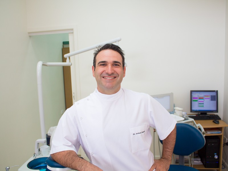 Dr. Anthony Berdoukas